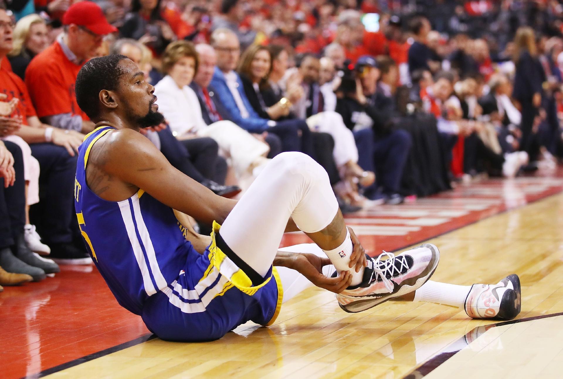 Ruptura de Tendão Calcâneo, a lesão que tirou Kevin Durant da Final da NBA 2019