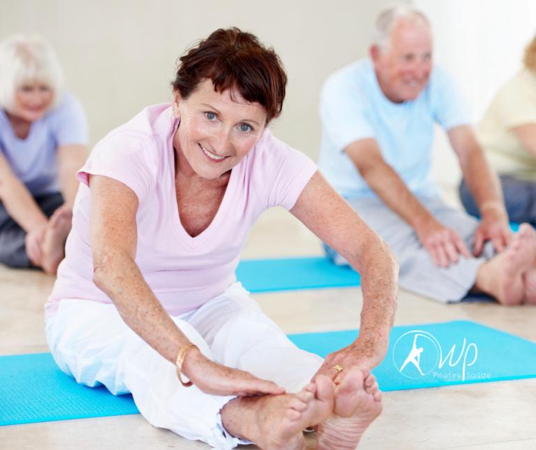 Benefícios do método Pilates no envelhecimento