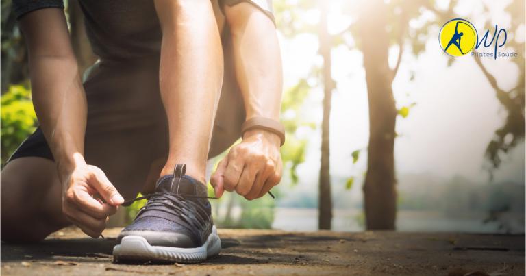 Há um tênis exato para correr?