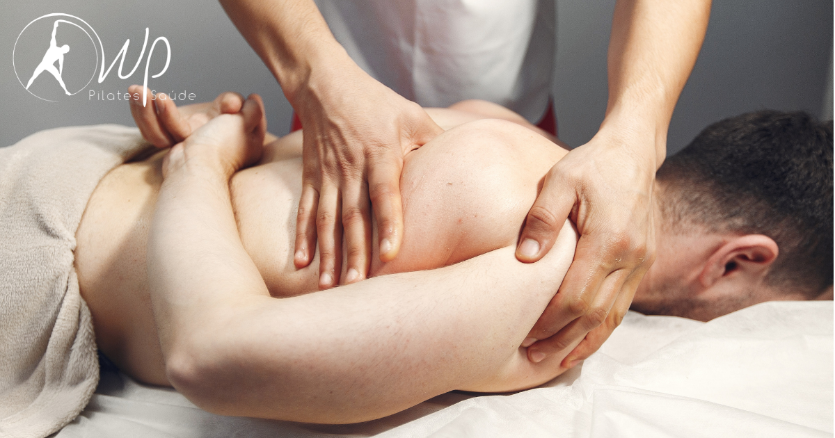 Massagem de Liberação Miofascial