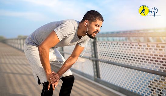Lesões durante a atividade física. Como tratar?